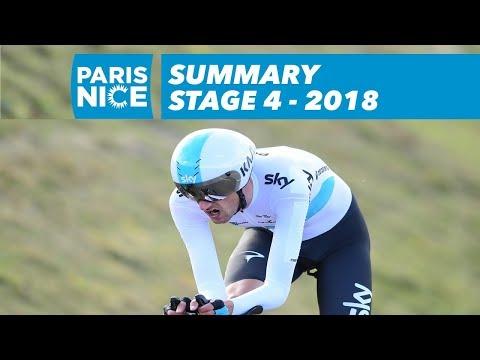 Summary - Stage 4 - Paris-Nice 2018