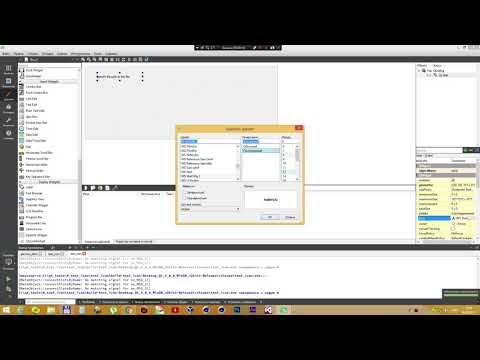 Урок 23 Создание простейшей программы текстовый редактор