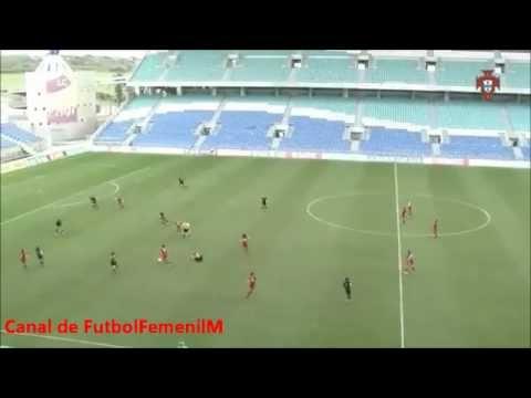 México 3-0 Portugal Copa Algarve 2013