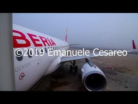 TRIP REPORT | IBERIA | AIRBUS A320-216 | Rome Fiumicino - Madrid Barajas | Basic Economy