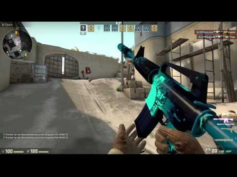 Cs:Go Skin Showcase M4A1-S Icarus Fell Factory New