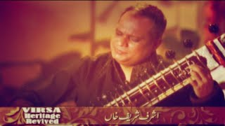 Download Raag Darbari - Instrumental - Sitar - Ustad Ashraf Sharif Khan MP3 song and Music Video