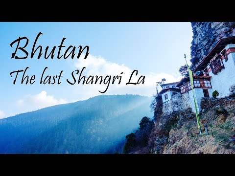Bhutan travel - March 2018