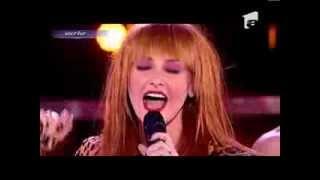 """Alina Sorescu, """"Te cunosc de undeva"""" 2013, Antena 1 - Shania Twain"""