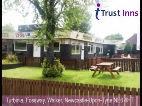 Turbinia, Fossway, Walker, Newcastle Upon Tyne NE6 4HT