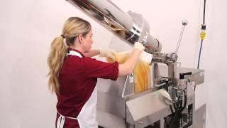 PR 100 Commercial Hydraulic Juice Press Demo(, 2014-09-28T19:15:47.000Z)