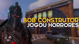 BOB, O CONSTRUTOR - SQUAD FT. PAI TAMBÉM JOGA (Fortnite Battle Royale Grátis) [PT-BR] - Softe