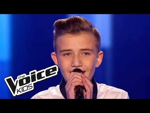 The Voice Kids 2016 | Diego – Le sens de la vie (Tal) | Blind Audition