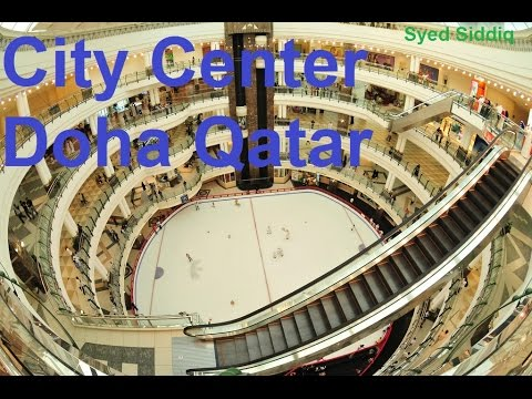 city center Doha Qatar