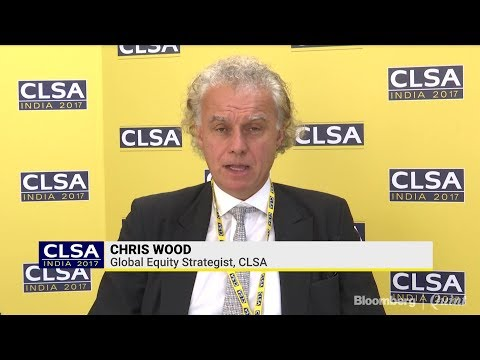 Christopher Wood On Wall Street's Dominance On Global Equities