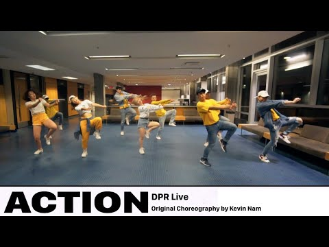 [EAST2WEST] Action! - DPR Live (Choreography By Kevin Nam)