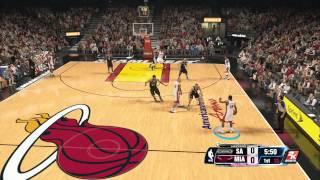 NBA 2K14 PS4 NEXT GEN PICK N ROLL TUTORIAL