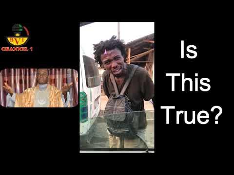 What He Said About Buhari Atiku & Fr Mbaka Can Collapse Nigeria.