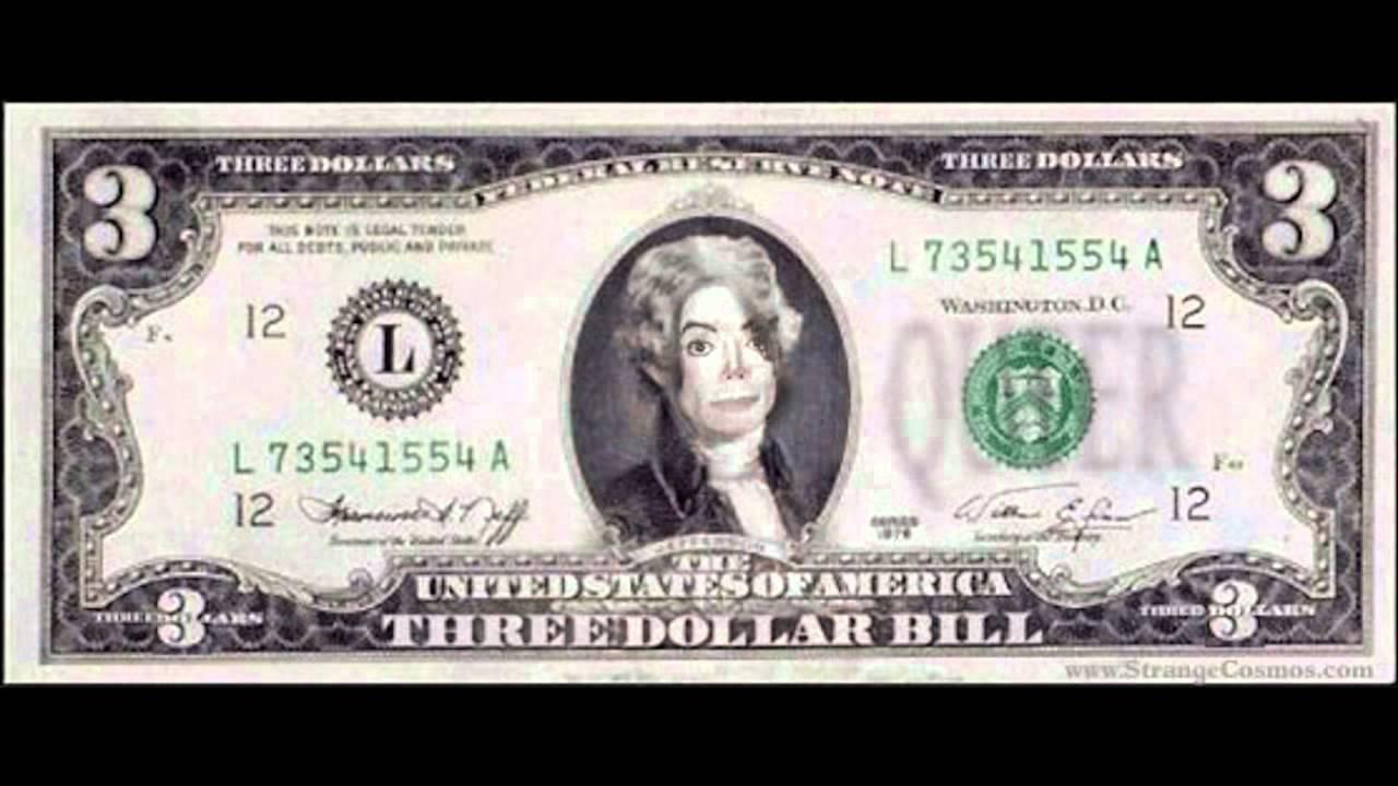3 dollar
