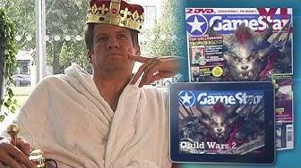 »Vorshow« auf GameStar-Ausgabe 09/2012 - Audienz bei König Fabien XIV