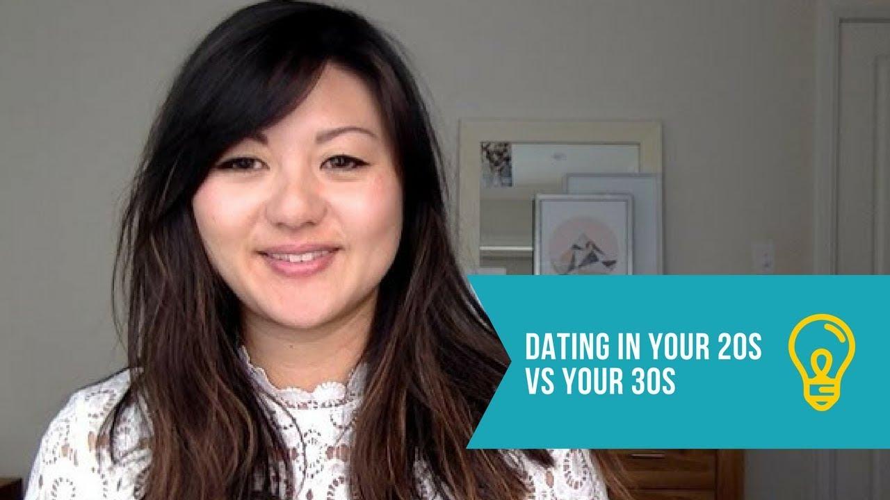 dating in 20s VS 30s