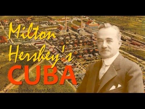 MTSU professor discusses his documentary 'Milton Hershey's Cuba'