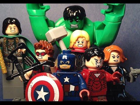 Lego Avengers PART 2