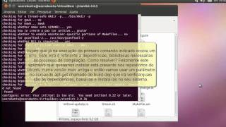 Como instalar programas .tar.gz ou .tar.bz2 no Ubuntu - noções básicas:
