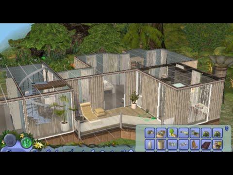 Transformation d\'une maison des Sims 2 naufragés en une maison ...
