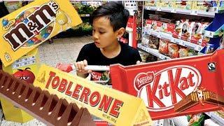วิธีกินช็อกโกแลตที่ถูกต้อง