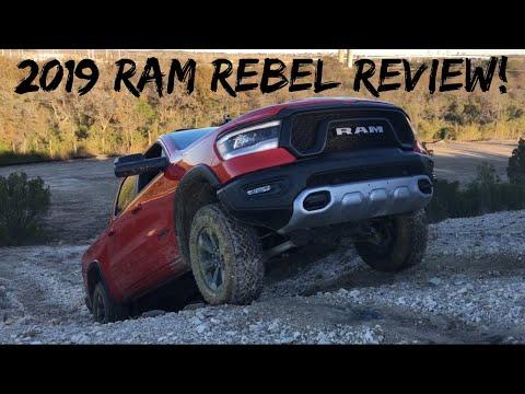 BIGGEST, BADDEST 1500 YET!---2019 Ram Rebel 1500 Review