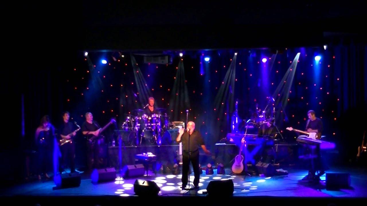 Empty outdoor rock stage -  Almost Joe The Australian Joe Cocker Tribute Youtube