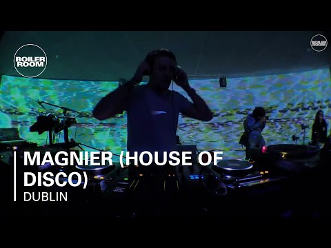 Magnier (House of Disco) Boiler Room x Generator Dublin DJ Set