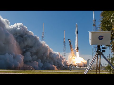 SpaceX CRS-19 Remote