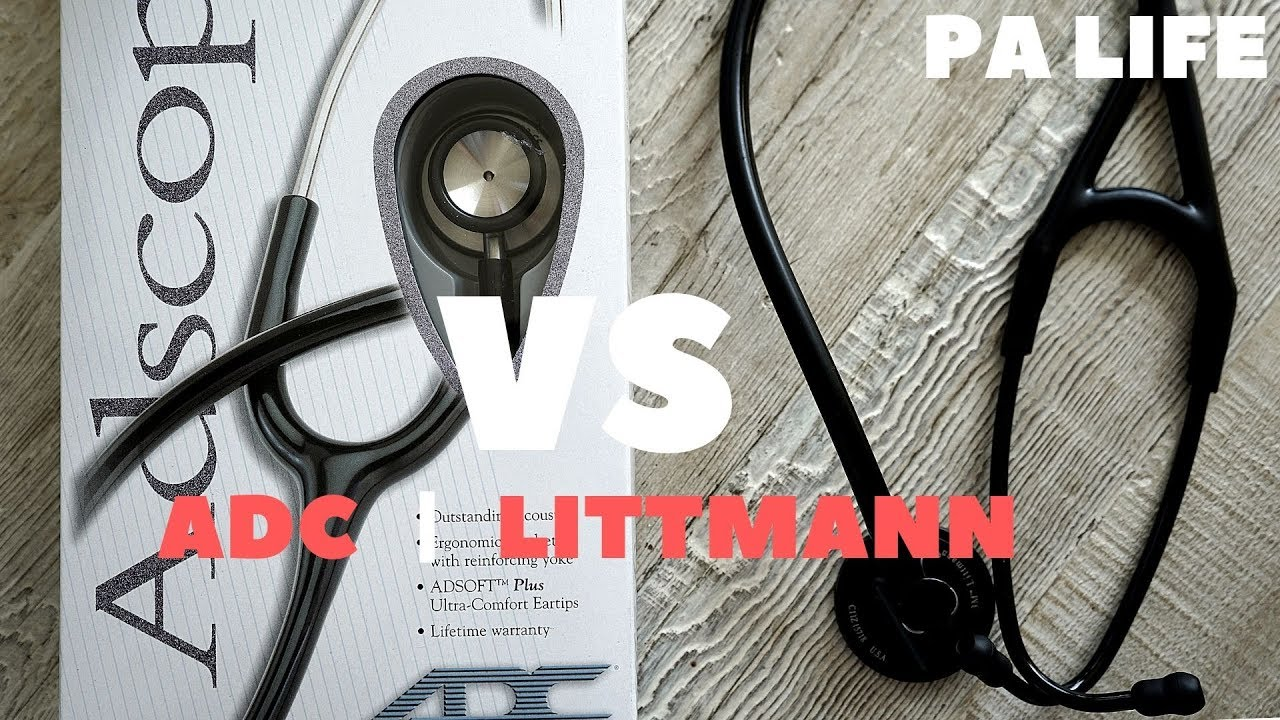 ADC vs Littmann Stethoscope - How I lost my stethoscope