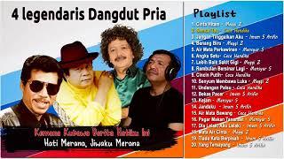 Download lagu Meggy z  DKK LEGENDA DANGDUT PRIA TERBAIK