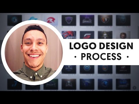 My Logo Design Process | Graphic Design