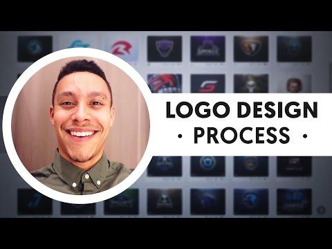 My Logo Design Process | Graphic Design