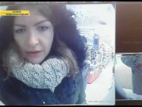 Старооскольские полицейские разыскивают девушку, снявшую деньги с чужой банковской карты