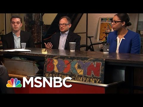 Brooklyn Democrats Still Believe Their Party Is Divided One Year After Presidential Election   MSNBC