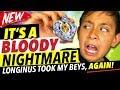Beyblade Burst : IT'S A BLOODY NIGHTMARE! Longinus Took My Beyblades!
