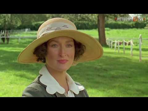 Meryl Streep As A Karen (From Out Of Africa) (1985)