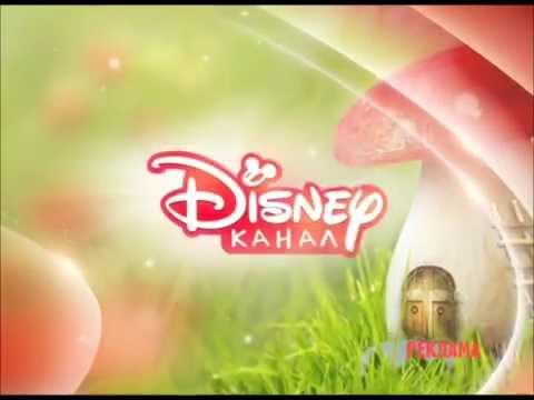 [fanmade] Disney Channel Russia commercial break bumper (red #5)