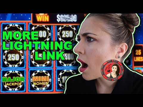 High Limit Lightning Link | Vegas Casino Slot Play