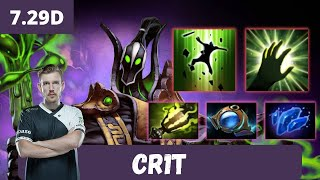 Cr1t Rubick Soft Support Gameplay Patch 7.29d - Dota 2 Full Match Gameplay