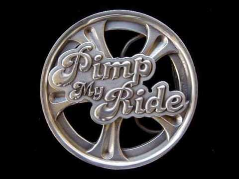 Pimp my Ride theme song