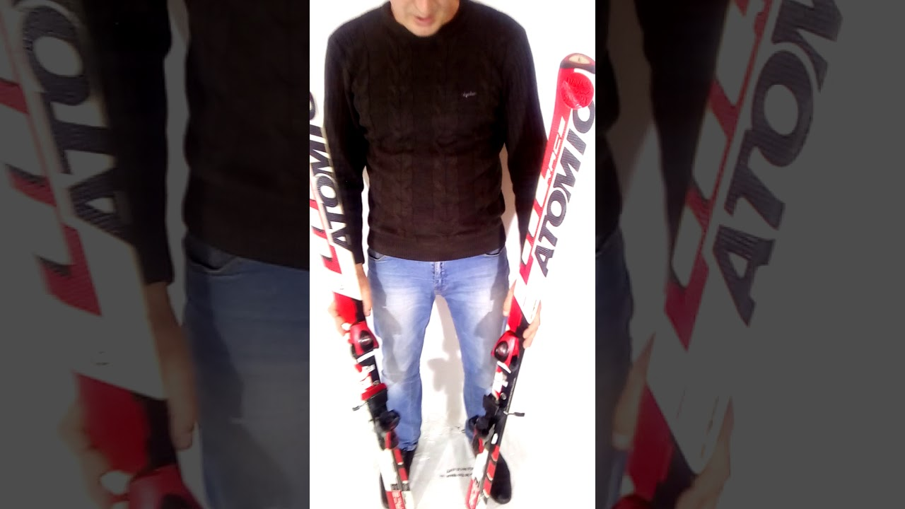 Лыжи DYNASTAR 120 см - YouTube