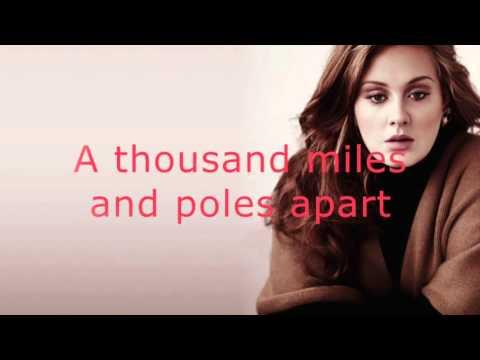Skyfall - Adele - Karaoke female version high (+2) 007 James Bond