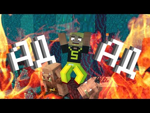 HeyTed x RALD - АД (feat. 5opka) (Minecraft Animation)