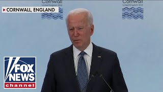 Fox panel blasts Biden for tapping WHO to investigate COVID origins... again