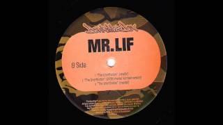 Mr. Lif - The Unorthodox (Instrumental)