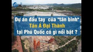 Lấn sân sang bất động sản, dự án đầu tay của Tân Á Đại Thành có đáng mua? | CAFELAND