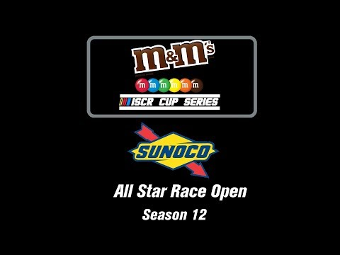 M&M's ISCR Cup Series S12 - All Star Race Open @ Charlotte