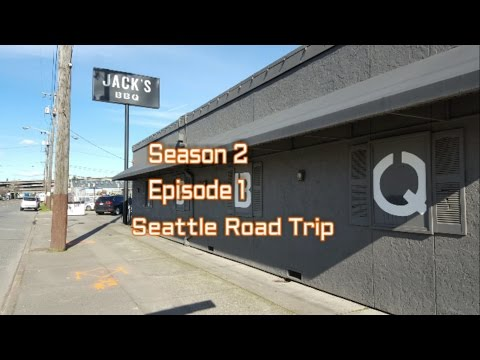Texas Passions - Seattle road trip