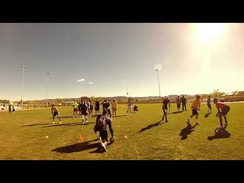 GoPro Football Passing League